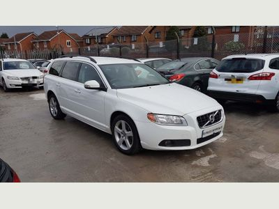 Volvo V70 Estate 2.4 D5 ES Geartronic 5dr