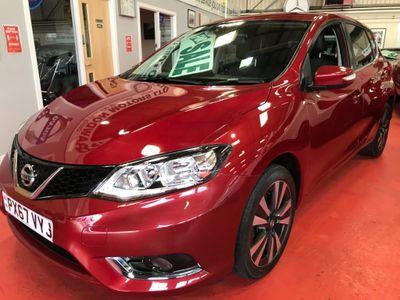 Nissan Pulsar Hatchback 1.5 dCi N-Connecta (s/s) 5dr