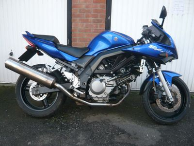 Suzuki SV650S Sports Tourer 650 K3