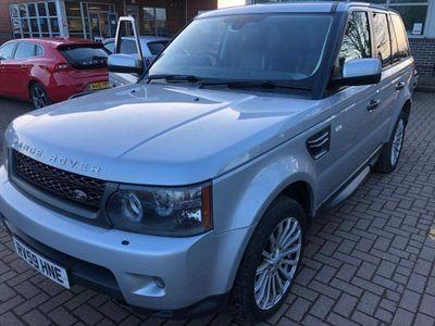 Land Rover Range Rover Sport SUV 3.0 TD V6 SE 5dr