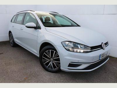 Volkswagen Golf Estate 1.6 TDI BlueMotion Tech SE Nav (s/s) 5dr