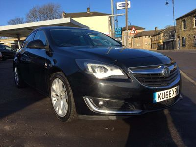 Vauxhall Insignia Hatchback 2.0 CDTi BlueInjection SRi (s/s) 5dr