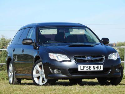 Subaru Legacy Estate BP5 TWIN TURBO JDM Si DRIVE