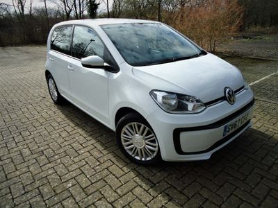 Volkswagen up! Hatchback 1.0 Move up! ASG (s/s) 5dr