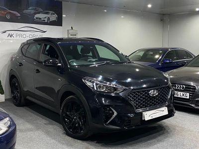 Hyundai Tucson SUV 1.6 T-GDi N Line (s/s) 5dr