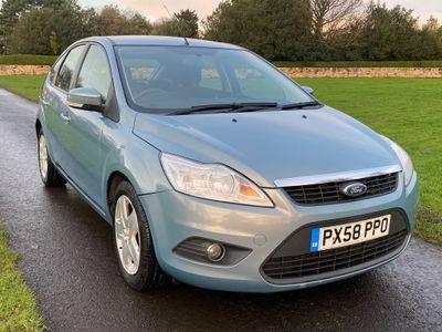 Ford Focus Hatchback 1.6 TDCi Style 5dr