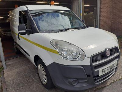 Fiat Doblo Panel Van 1,3 JTD Multijet 16v Panel Van 5 Door