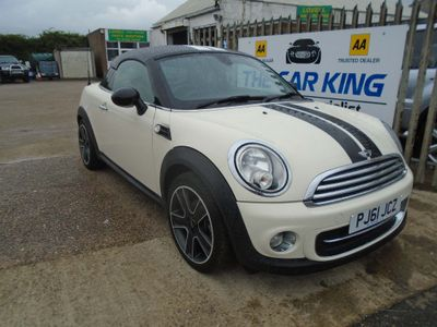 MINI Coupe Coupe 1.6 Cooper S Avenue 3dr