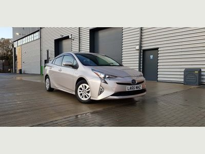 Toyota Prius Unlisted 1.8 VVT-h Business Edition CVT (s/s) 5dr