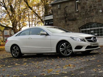 Mercedes-Benz E Class Coupe 2.1 E220 CDI SE 7G-Tronic Plus 2dr