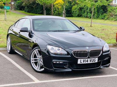 BMW 6 SERIES GRAN COUPE Coupe 3.0 640d M Sport Gran Coupe 4dr
