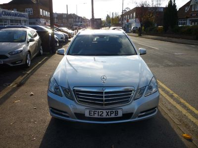 Mercedes-Benz E Class Estate 2.1 E220 CDI BlueEFFICIENCY SE 7G-Tronic Plus (s/s) 5dr