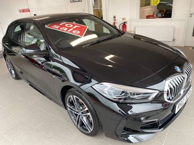 BMW 1 Series Hatchback 1.5 118i M Sport (s/s) 5dr