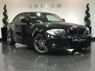 BMW 1 Series Coupe 2.0 118d M Sport Auto 2dr