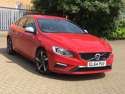 VOLVO S60 Saloon 2.0 D3 R-Design (s/s) 4dr