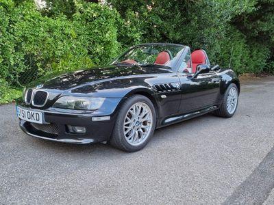 BMW Z3 Convertible 2.2 Sport 2dr