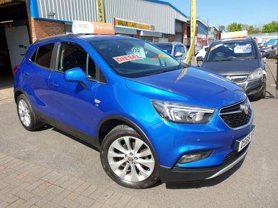 Vauxhall Mokka X SUV 1.6 CDTi Elite (s/s) 5dr