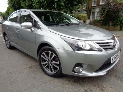 Toyota Avensis Saloon 1.8 V-Matic Icon M-Drive S 4dr