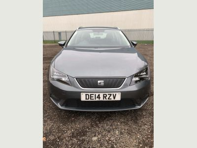 SEAT Leon Estate 1.6 TDI Ecomotive SE (Tech Pack) Sport Tourer (s/s) 5dr