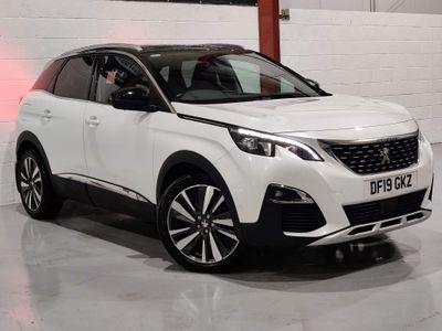 Peugeot 3008 SUV 1.5 BlueHDi GT Line Premium (s/s) 5dr
