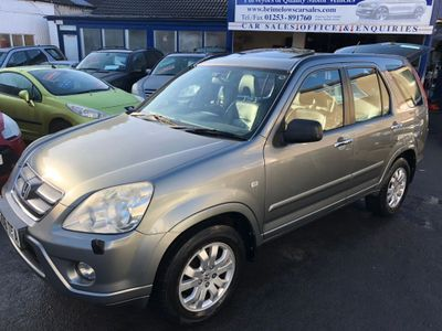 Honda CR-V SUV 2.2 i-CDTi Executive 5dr