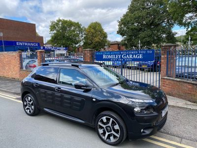 Citroen C4 Cactus Hatchback 1.6 BlueHDi Flair 5dr