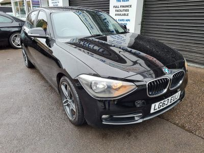 BMW 1 Series Hatchback 1.6 114d Sport Sports Hatch (s/s) 5dr