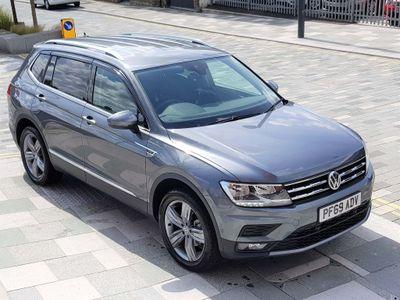 Volkswagen Tiguan Allspace SUV 2.0 TDI Match DSG 4Motion (s/s) 5dr