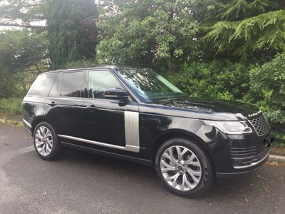 Land Rover Range Rover SUV 3.0 SD V6 Westminster Auto 4WD (s/s) 5dr