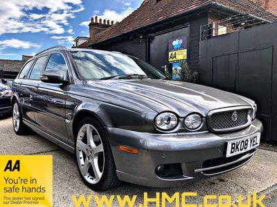 Jaguar X-Type Estate 3.0 V6 Sport Premium (AWD) 5dr