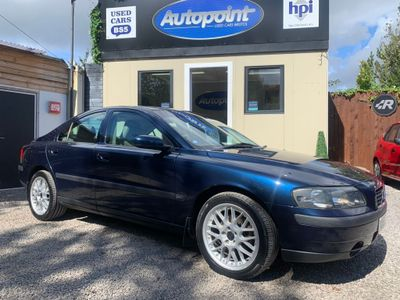 VOLVO S60 Saloon 2.4 D5 S 4dr
