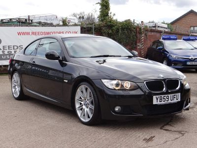 BMW 3 Series Coupe 2.0 320i M Sport Highline 2dr