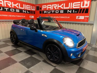 MINI Convertible Convertible 2.0 Cooper SD (Avenue) 2dr