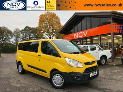 FORD TRANSIT CUSTOM Other 2.2 TDCi 330 L2H1 Trend Kombi 5dr (9 Seats)