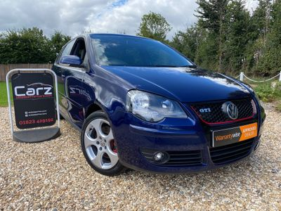 Volkswagen Polo Hatchback 1.8 Turbo GTI 5dr