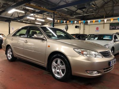 Toyota Camry Saloon 2.4 VVT-i CDX 4dr