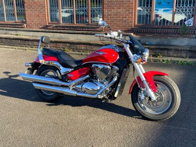 Suzuki Intruder 800 Custom Cruiser M800
