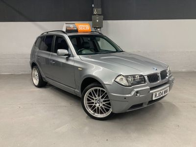 BMW X3 SUV 3.0i SE Auto 4WD 5dr