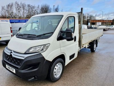Citroen Relay Chassis Cab 2.0 BlueHDi 35 Enterprise L4 EU6 5dr (Heavy)