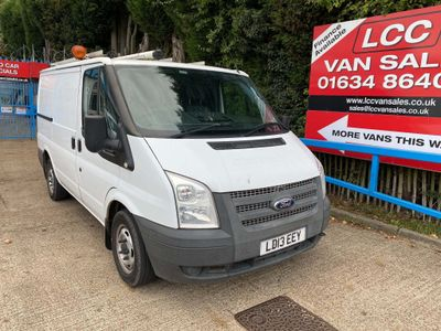 Ford Transit Unlisted 100 T300 FWD tdci SWB