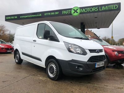 Ford Transit Custom Panel Van 2.2 TDCi 270 L1H1 5dr