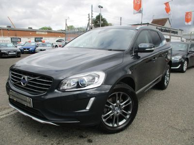 Volvo XC60 SUV 2.0 D4 SE Lux Geartronic 5dr