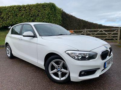 BMW 1 Series Hatchback 2.0 118d SE Auto (s/s) 5dr