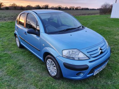 Citroen C3 Hatchback 1.1 i Cool 5dr