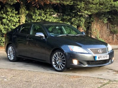 Lexus IS 250 Saloon 2.5 F Sport 4dr