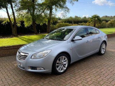 Vauxhall Insignia Hatchback 2.0 CDTi SRi Nav 5dr