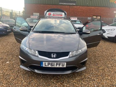 Honda Civic Hatchback 1.4 i-VTEC Type S i-Shift 3dr