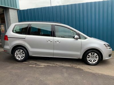 Volkswagen Sharan MPV 2.0 TDI BlueMotion Tech SE 5dr