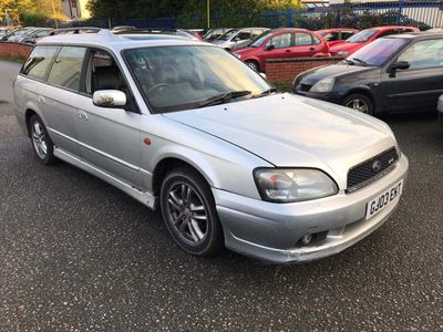 SUBARU LEGACY Estate 2.5 GX Sports Tourer 4WD 5dr