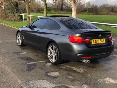 BMW 4 Series Coupe 2.0 420d Sport xDrive 2dr